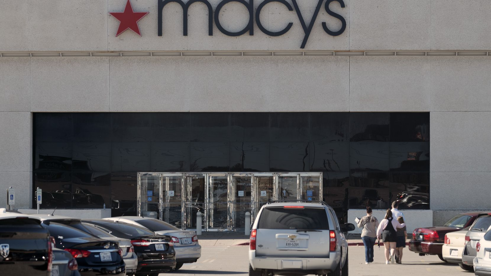 After the two closings, Macy's will still operate nine stores in Dallas-Fort Worth in 2021 including this one at Town East Mall in Mesquite.