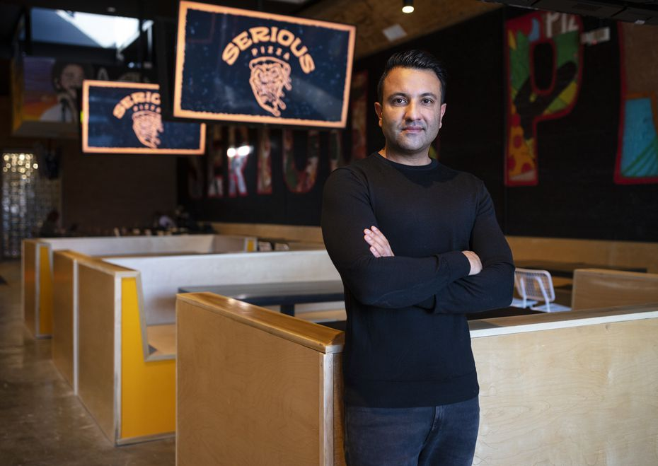 Imran Sheikh, CEO of Milkshake Concepts, now owns five businesses in Deep Ellum.