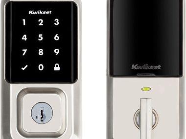The Kwikset Halo Wi-Fi Smart Lock