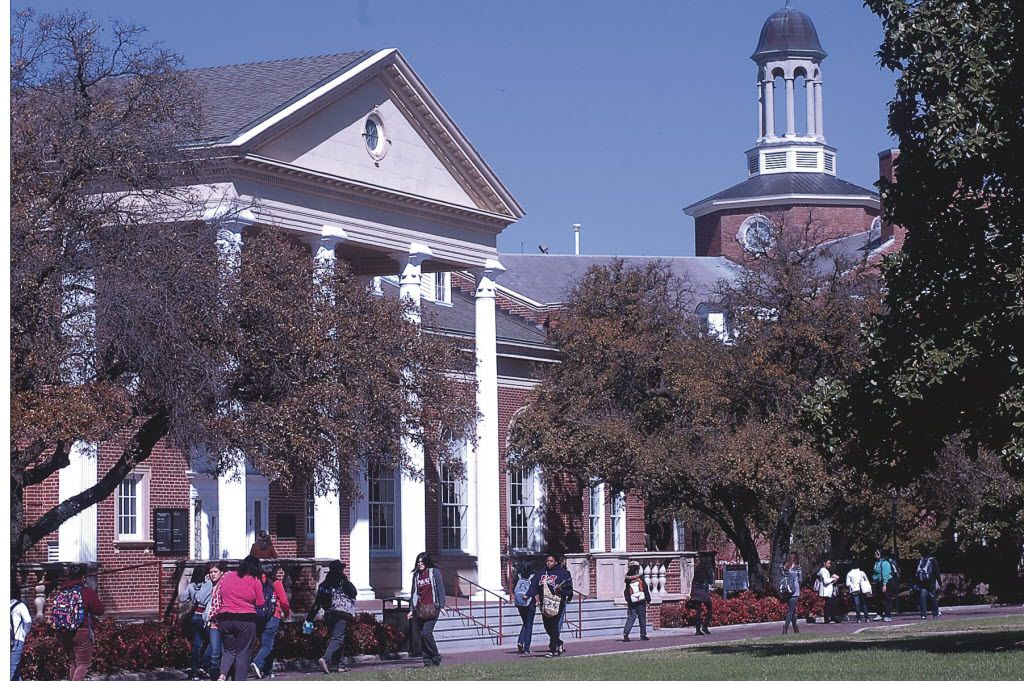 Texas Woman's University is among many schools across the country scaling back its reliance on college entrance exams.