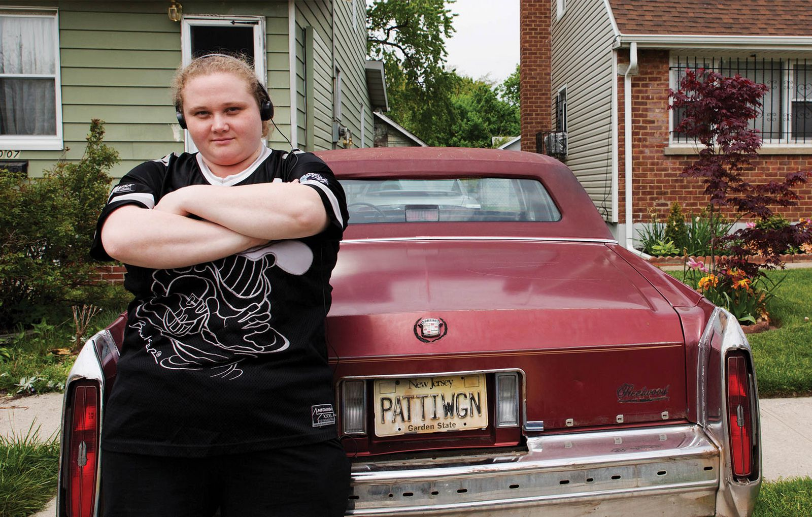 Australian actress Danielle Macdonald stars in  Patti Cake$  as a New Jersey teen who finds her voice as a rapper.