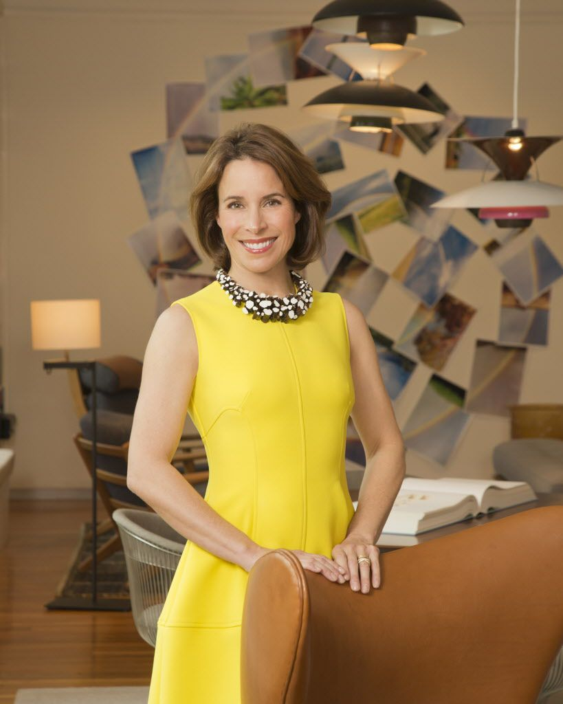 Catherine Marcus Rose, president of the Dallas Museum of Art Board of Trustees.