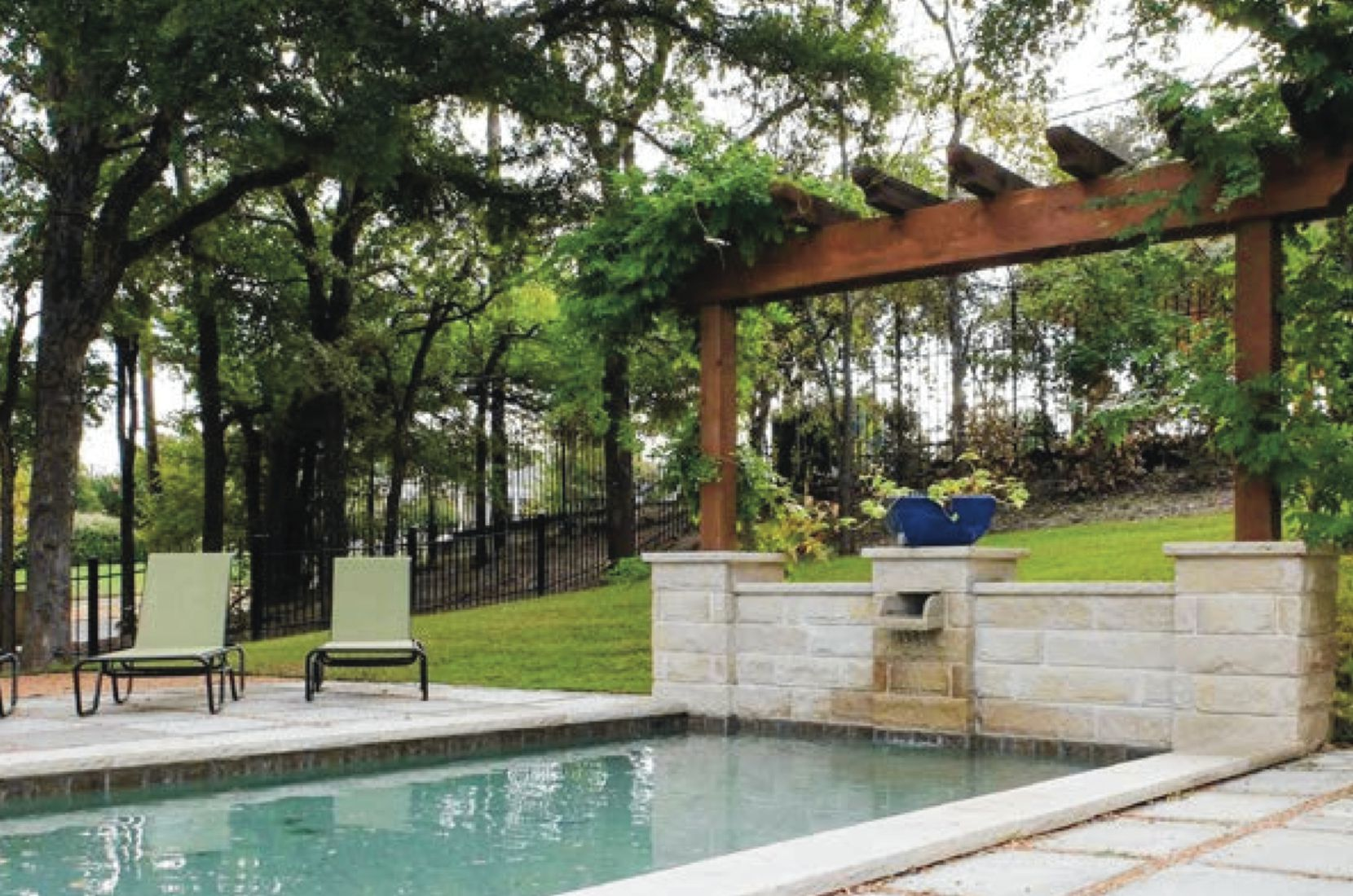 Built in 1969, The Zeke has a new community center, pool and other upgrades.
