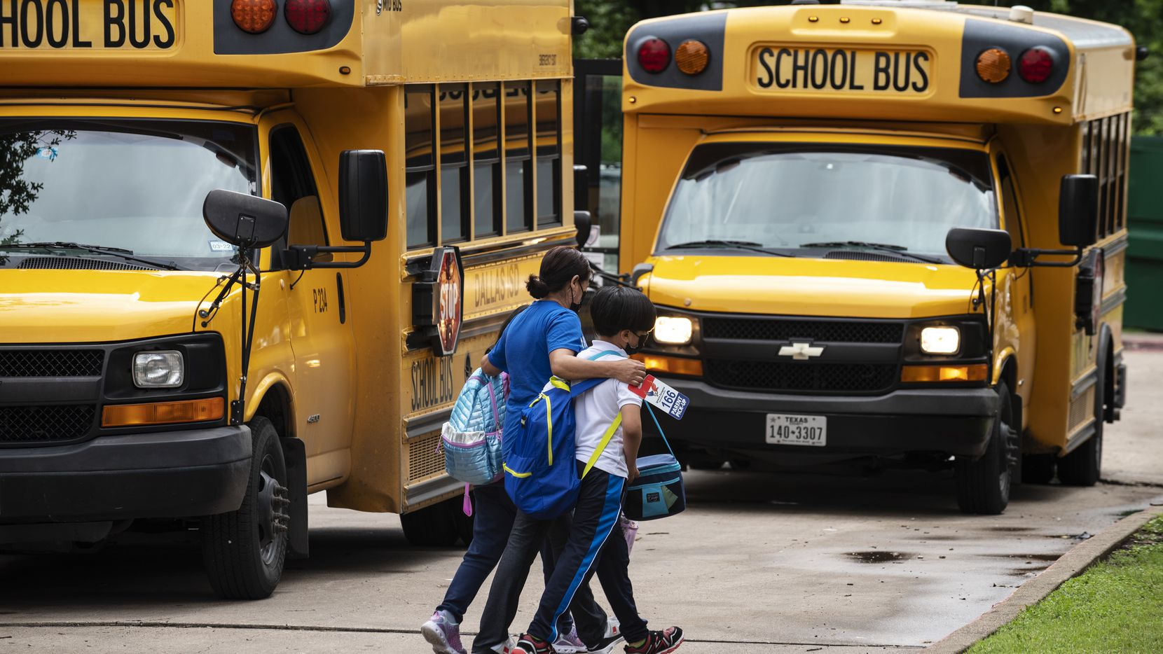 Texas is monitoring how the new coronavirus is impacting schools across the state.