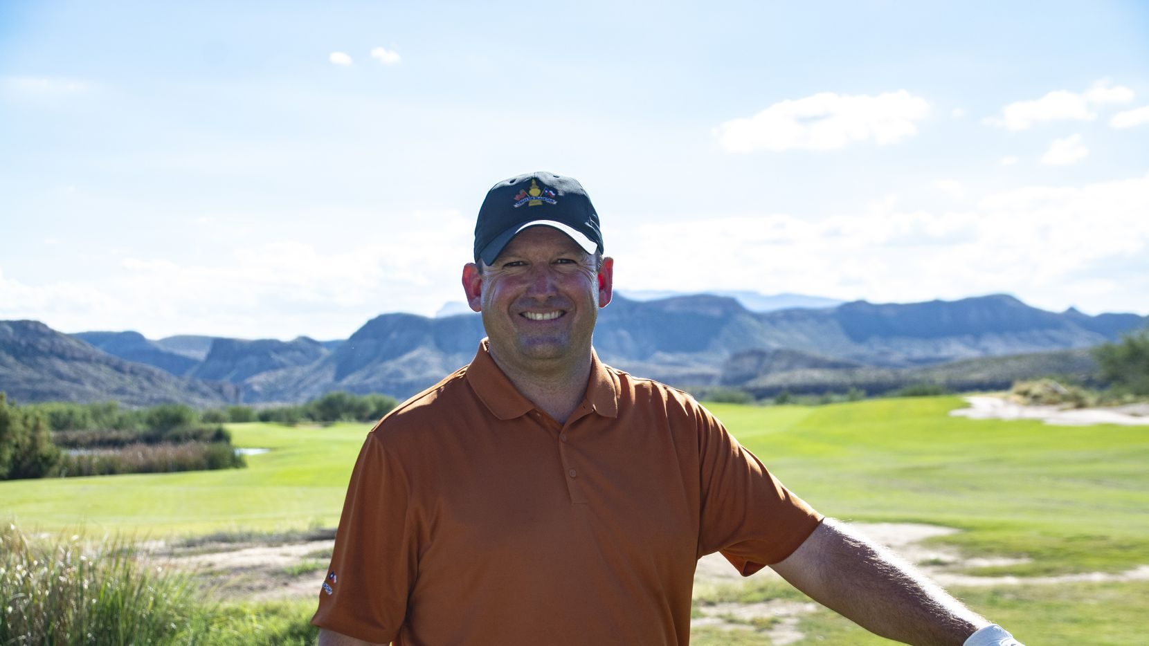 Simon Buckle was named the Northern Texas PGA Golf Professional of the Year, the section announced Tuesday, Nov. 23, 2020. Buckle is the former head pro at Brook Hollow Golf Club in Dallas.