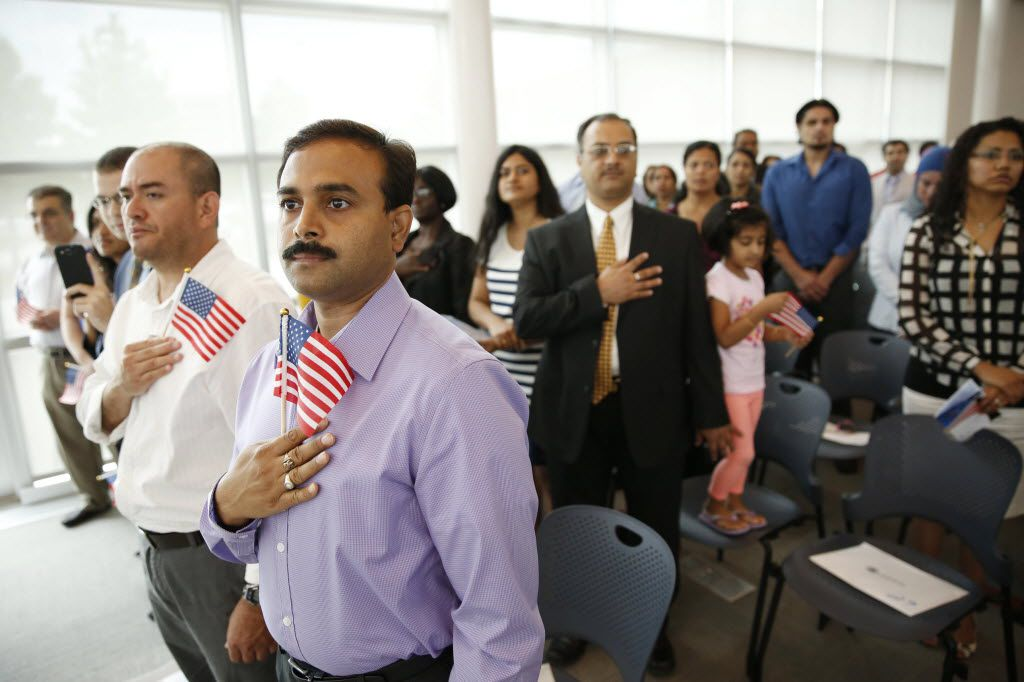 Since 2000, immigrants have accounted for 40 percent of job growth in Texas, helping fuel a strong economy.