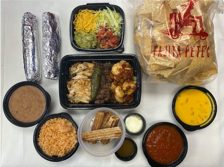 Fajita Pete's is opening 10 new locations in suburbs north of Dallas in the next two years.