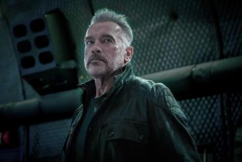 Terminator con Arnold Schwarzenegger regresa al cine en noviembre de 2019. Paramount Pictures