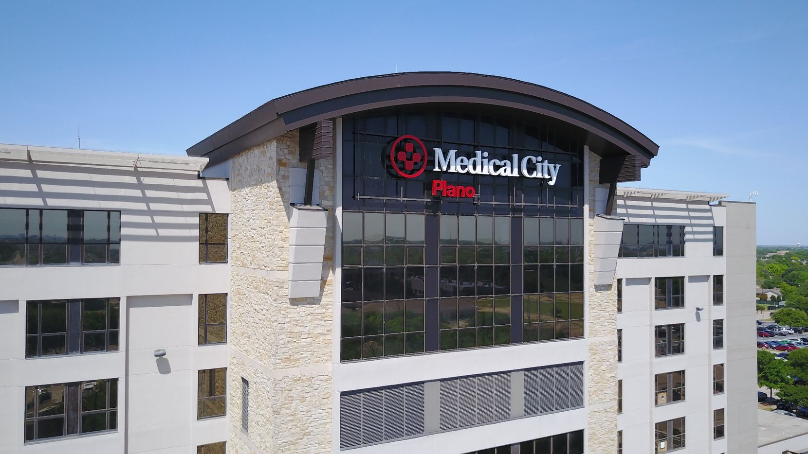 Medical City Plano is just one of the hospitals in the region fighting the coronavirus.