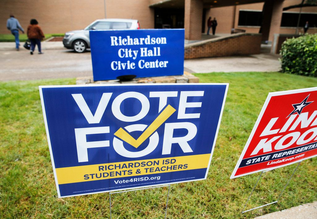Richardson ISD announced Thursday that it had settled a lawsuit alleging that its at-large system for electing board trustees was in violation of the Voting Rights Act.