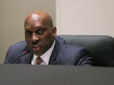 Dallas City Manager T.C. Broadnax