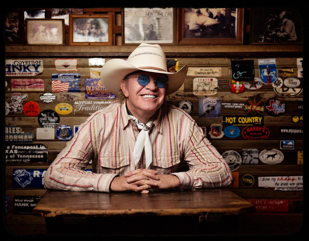 Songwriter Gary P. Nunn has become known as one of the founding fathers of Texas country music.