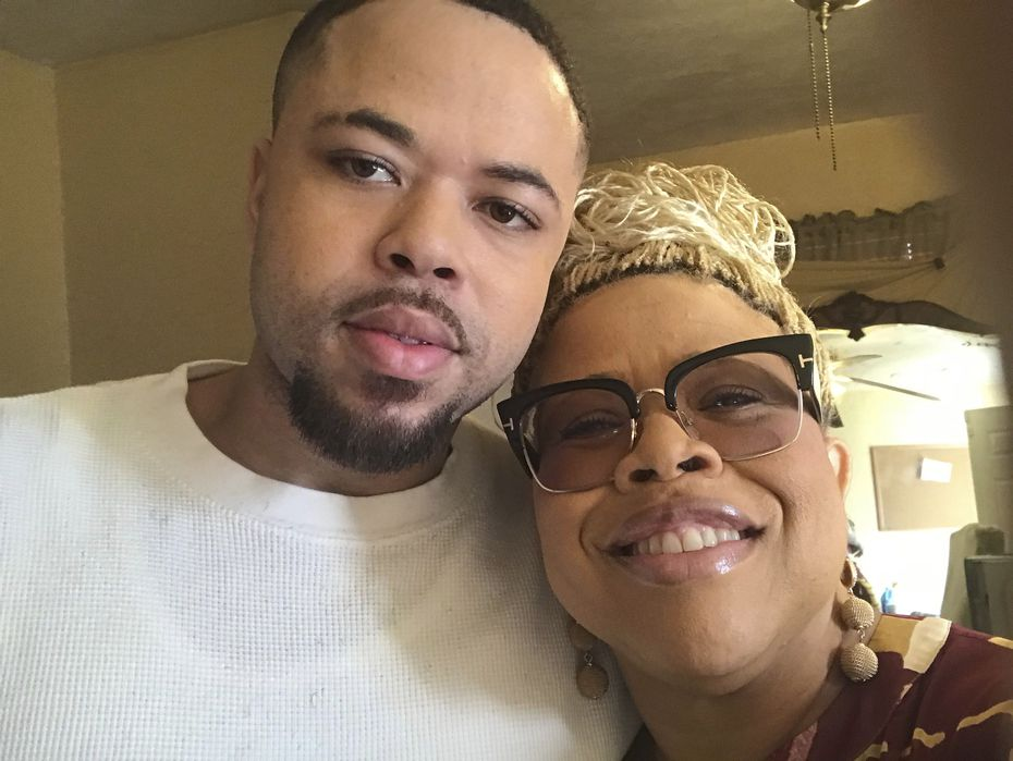 A photo of Schaston Hodge and his mother Shandra Brackens-Hodge, which was provided to The Dallas Morning News. In August 2019, Texas DPS troopers patrolling South Dallass shot and killed Hodge, who died with 16 gunshot wounds in his body, according to an autopsy by the Dallas County Medical Examiner.