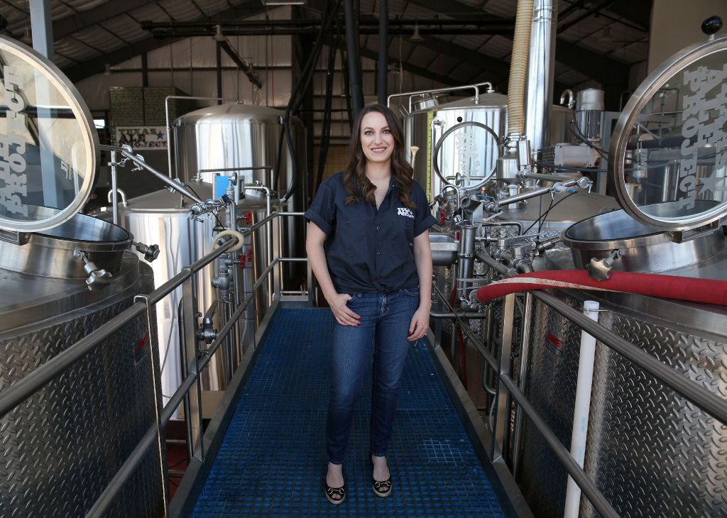 Kat Thompson, founder and CEO of Texas Ale Project, said the short-term nature of the tax cut has been frustrating. But she said it was still helpful in allowing the Dallas brewery to experiment.