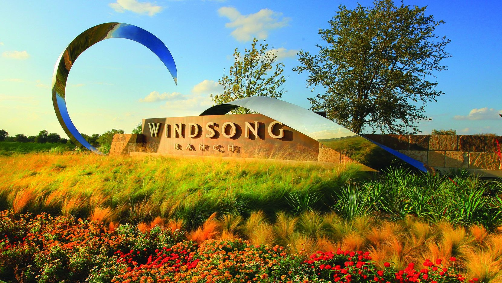Windsong Ranch in Prosper offers residents an expanding array of amenities, including a 5-acre freshwater lagoon.