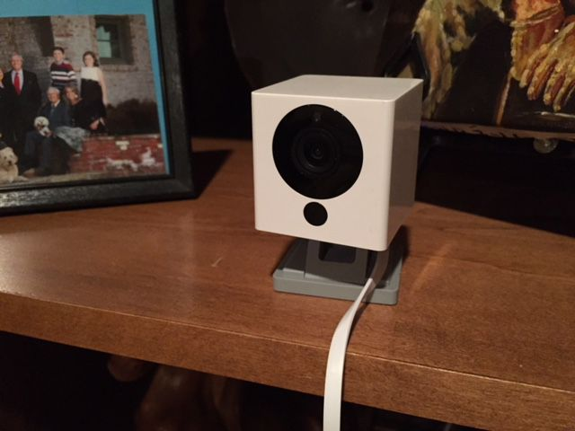 The new Wyze camera sells for $20, and it's the best little and inexpensive indoor camera for the price, says Watchdog columnist Dave Lieber.