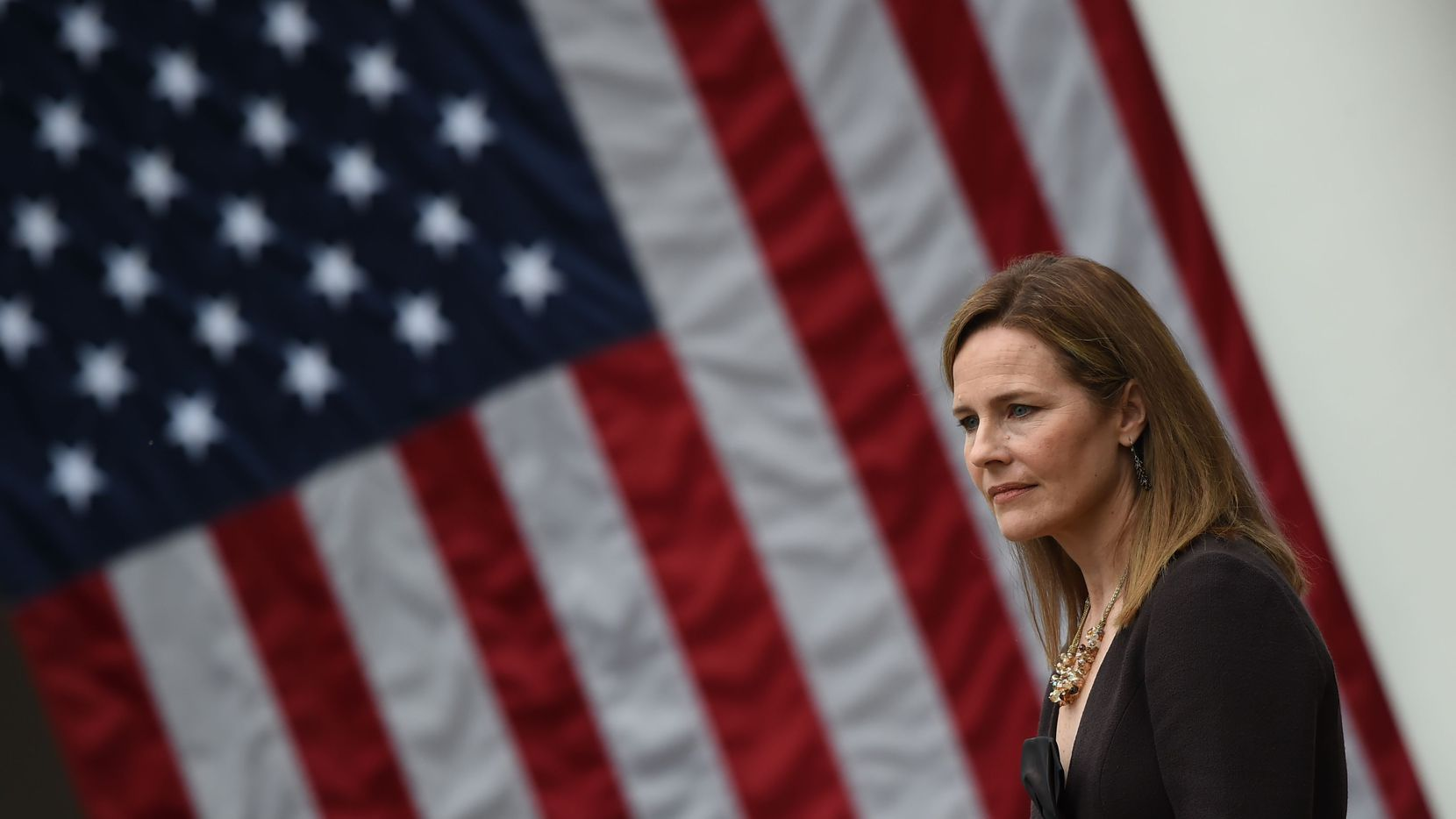 Like the late Supreme Court Justice Antonin Scalia, for whom she once clerked, Amy Coney Barrett is a committed Roman Catholic and a firm devotee of his favored interpretation of the Constitution known as originalism.