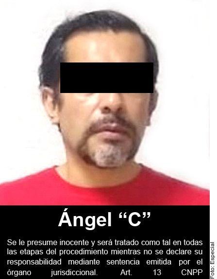 """José Ángel Casarrubias Salgado """"El Mochomo""""."""