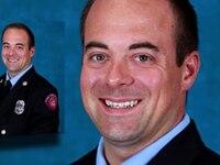 Elijah Snow trabajaba como bombero en Arlington desde hace ocho años.