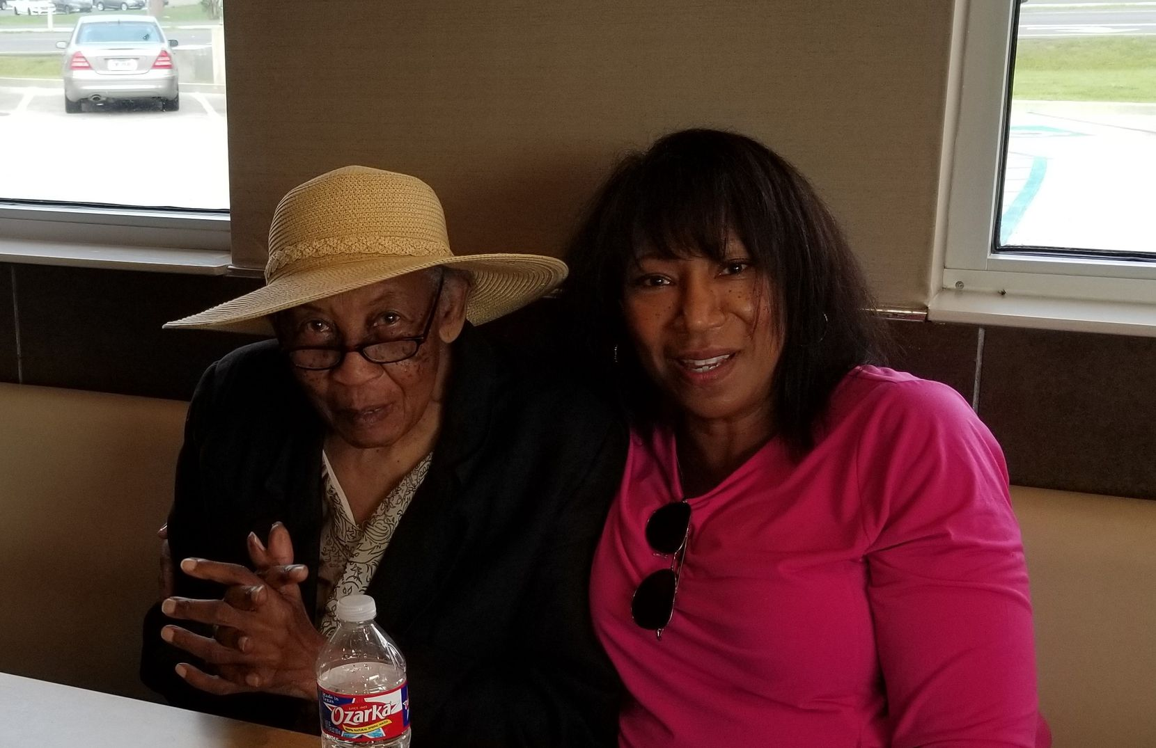 Joyce King, right, writes that remembering her mother gives her hope after so much loss in 2020.