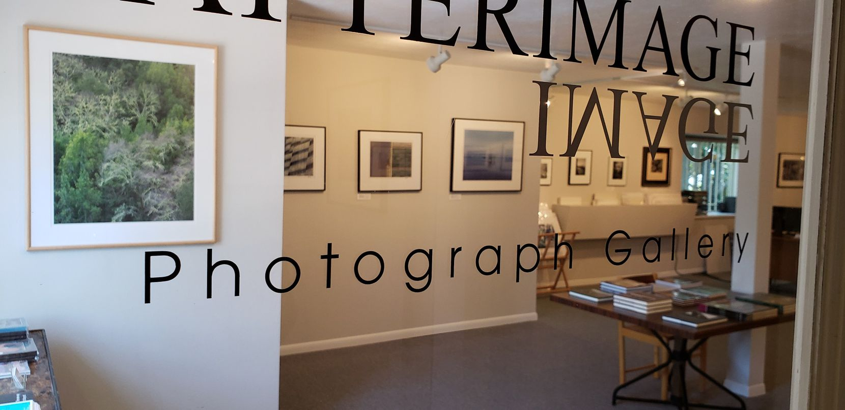 Afterimage Gallery moved to the second floor of its building on Fairmount Street in 2018. Owner Ben Breard first relocated to the downstairs portion of the building in 2016.