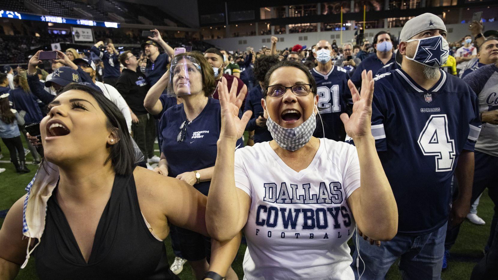 Los seguidores de los Cowboys de Dallas ya conocen a los rivales de su equipo para la temporada 2021 de la NFL.