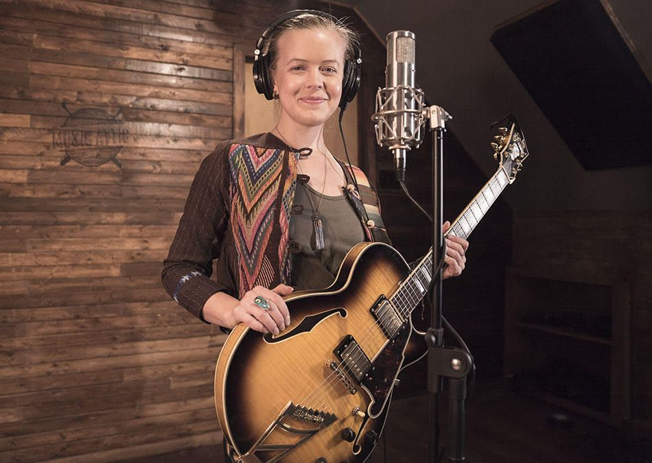 Singer-songwriter Emily Elbert, who hails from Coppell, has established herself as a true music professional who appears as a guitarist with big-name artists on late-night television shows.