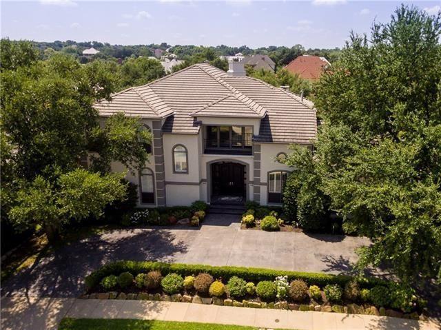 Dallas Cowboys quarterback Tony Romo's former home in Irving will set you back $1.05 million.