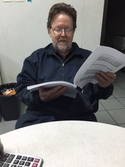 Dave Chenoweth, back in 2014 when he scrutinized Richardson City Hall's expensive food expenditures.
