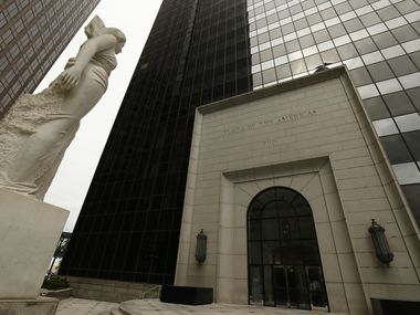 Plaza of the Americas is celebrating four decades in downtown Dallas.