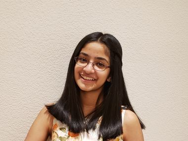 Ananya Nair, 15, will perform at Carnegie Hall in New York City next summer. She is a freshman at Reedy High School in Frisco ISD.