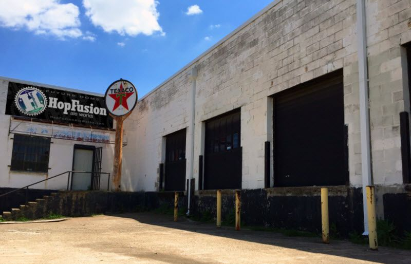 HopFusion Ale Works expects to open by late 2015 or early 2016 in Fort Worth.