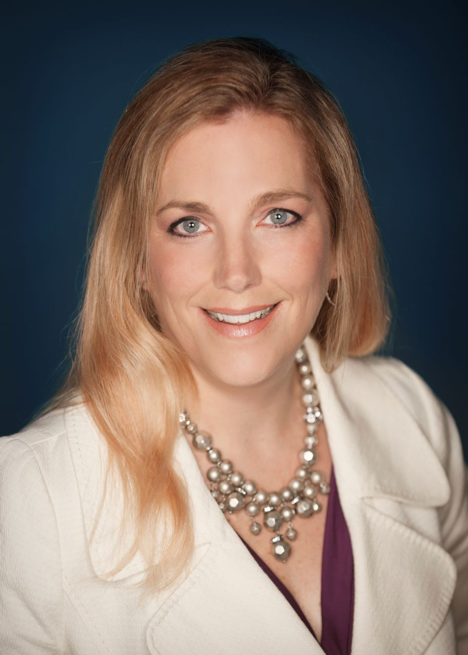 Stephanie Kinser, executive vice president of enterprise solutions for Salesforce