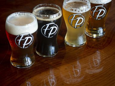 Funky Picnic Brewery and Cafe was one of more than a dozen local breweries that fired up the brew kettle this year.