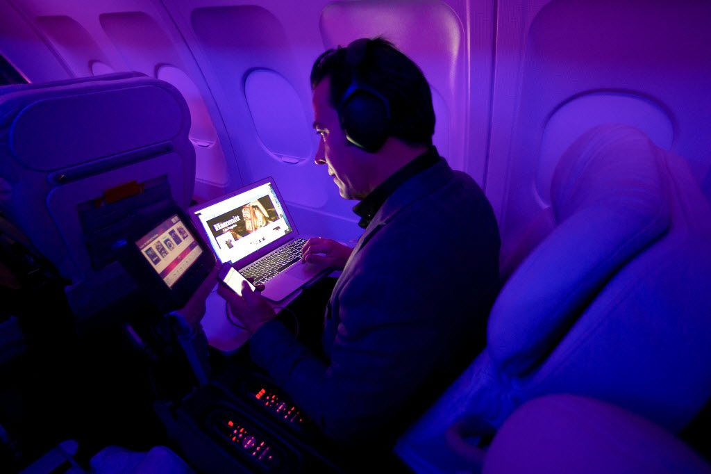U.S. banning carry-on laptops, other electronics on some ...