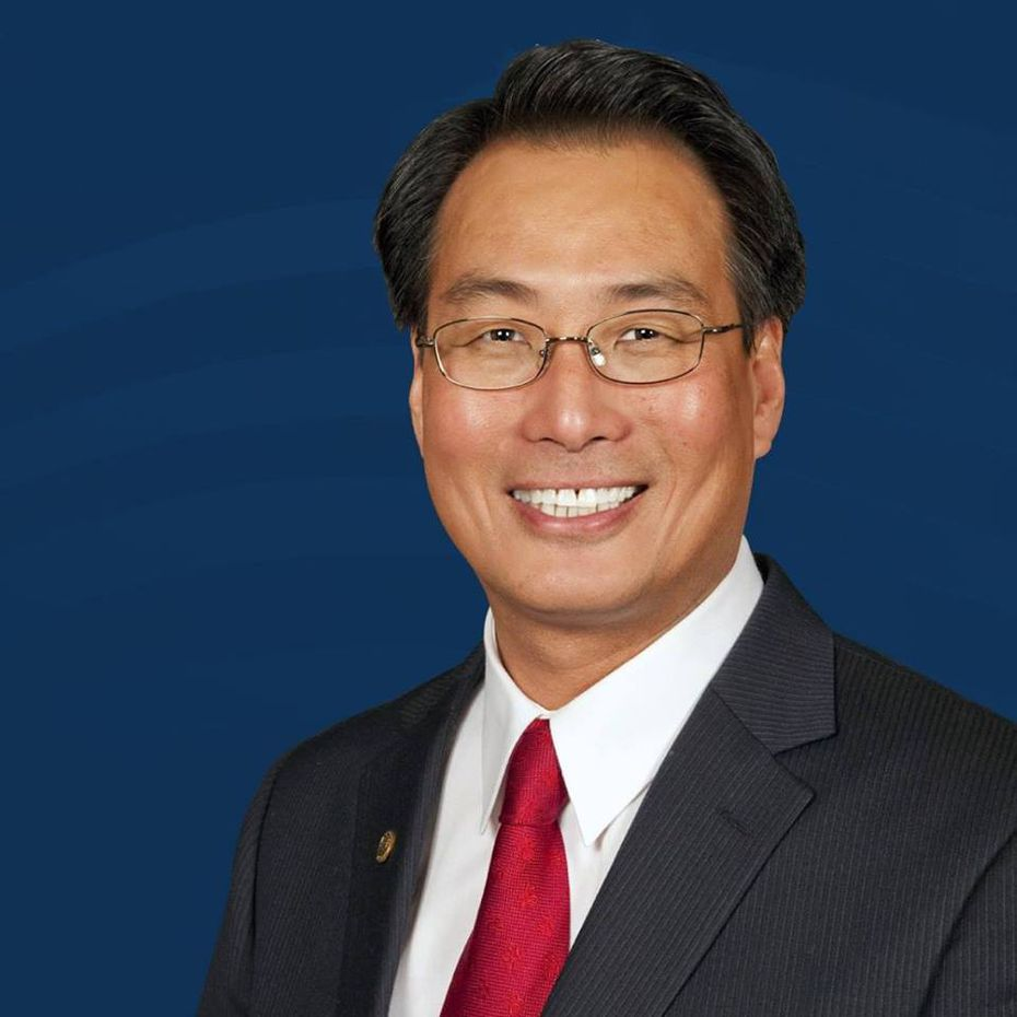 Joe Chow, the mayor of Addison, said that people should blame the Chinese government for the coronavirus if they want someone to blame, not individuals of Chinese descent.