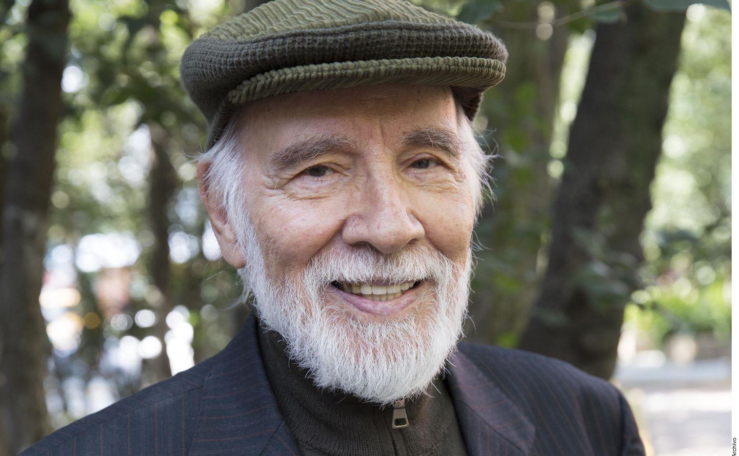 Aarón Hernán falleció el domingo a los 89 años.