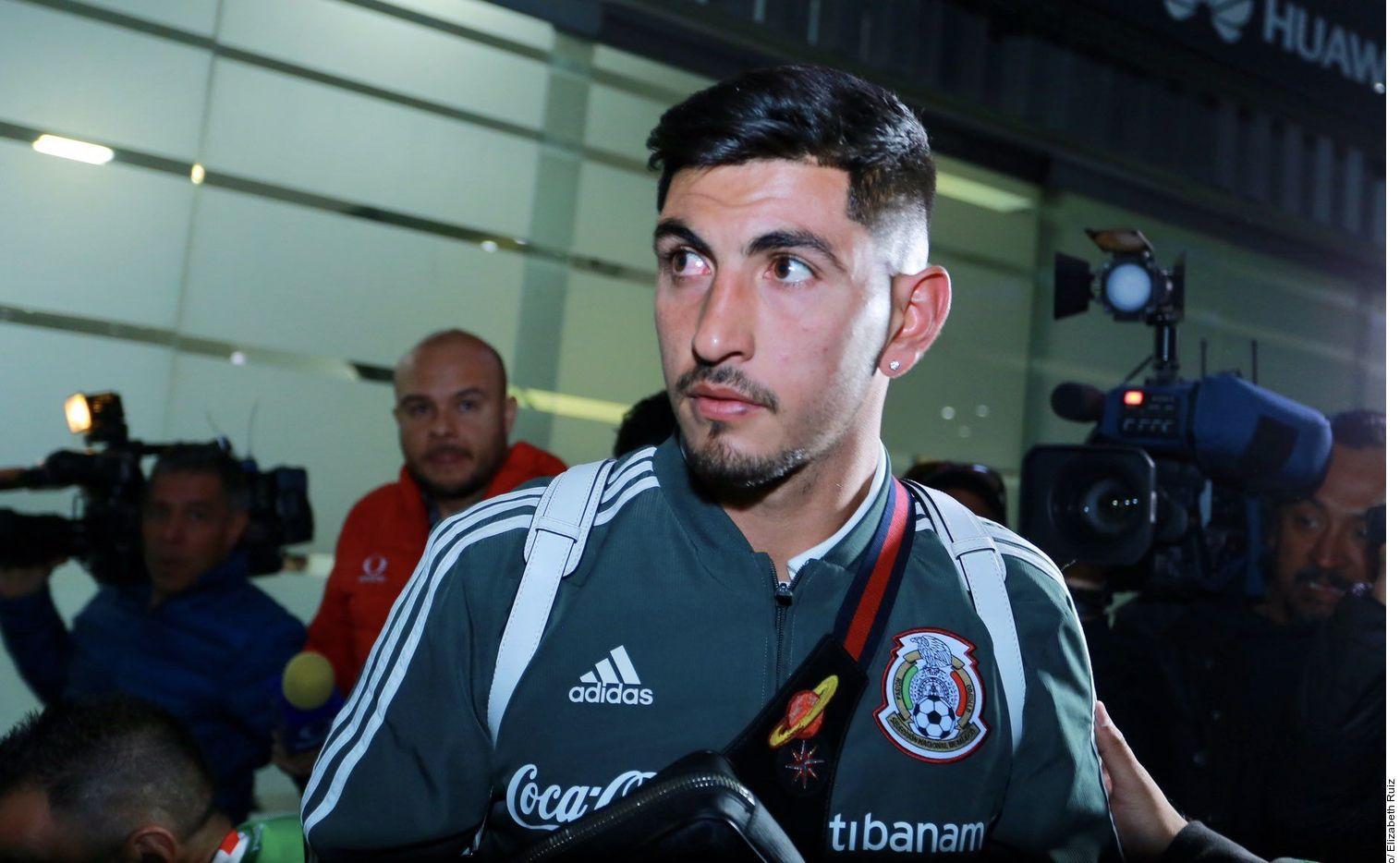 """Víctor """"Pocho"""" Guzmán dio positivo en una prueba de antidoping mientras era jugador del Pachuca, por lo que Chivas rescindirá su contrato."""