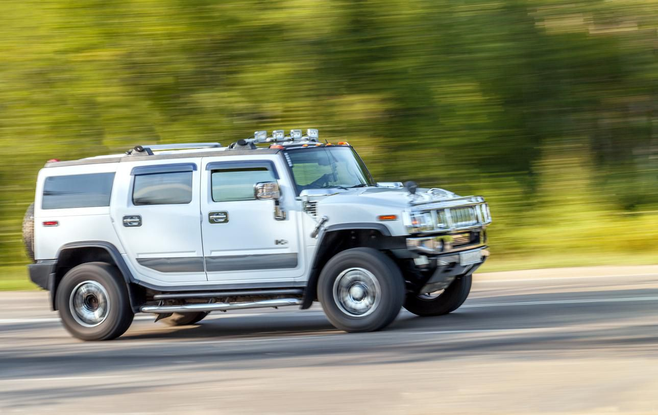 Un vehículo Hummer H2.(Getty Images)