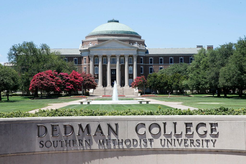 Southern Methodist University plans to hold in-person classes in the fall semester.