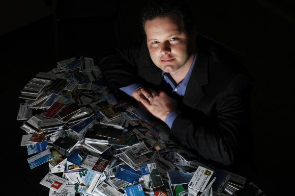 David Jones is the CEO of CardLab, which sells gift cards to many big-box retailers through its online store.