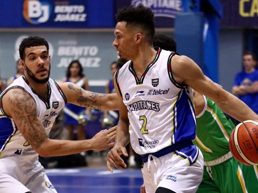 Los Capitanes de la Ciudad de México jugarán su primera temporada en la NBA G_Legue en el Norte de Texas.