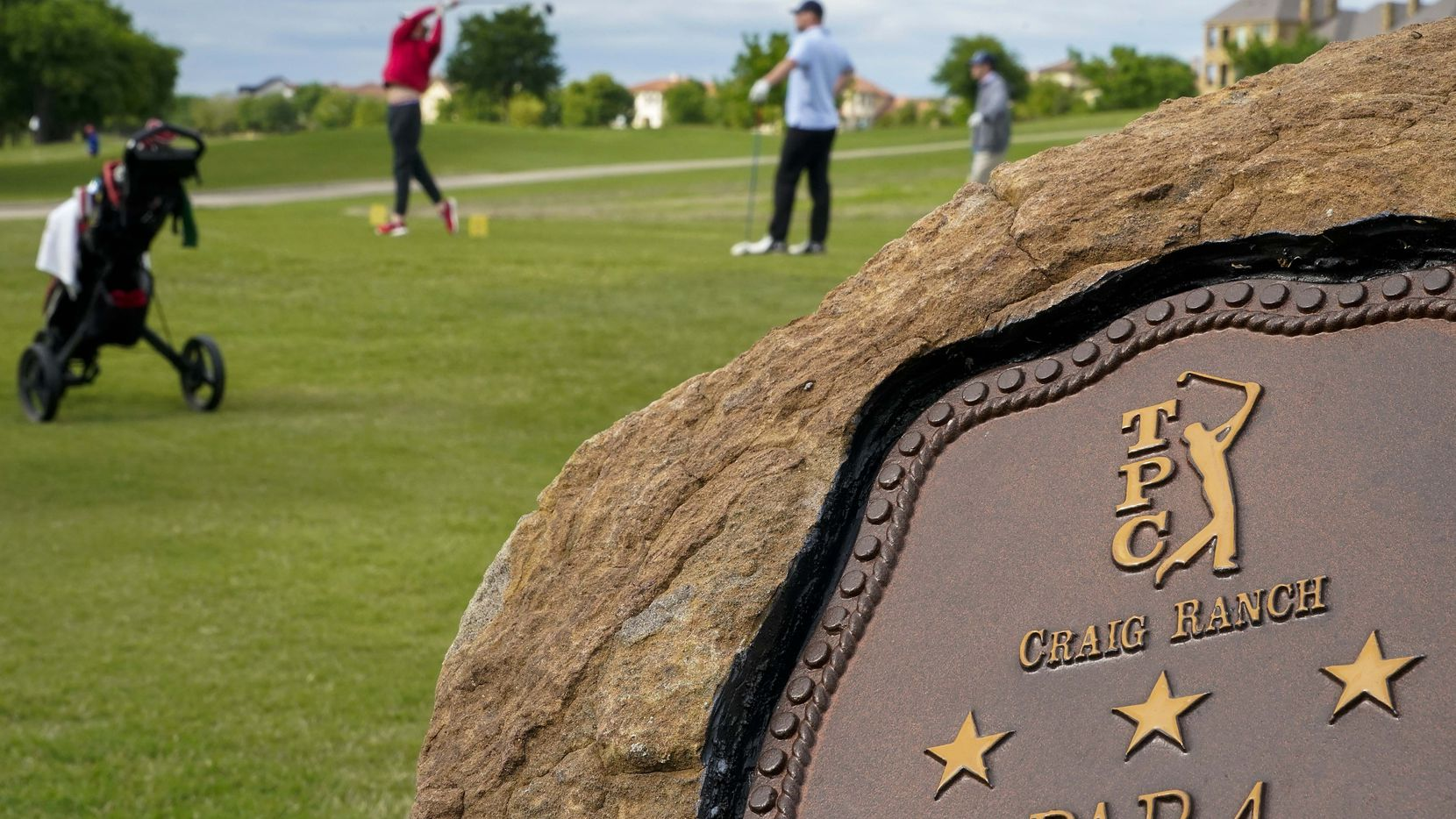 TPC Craig Ranch in McKinney will host the AT&T Byron Nelson Tournament from May 13–16.