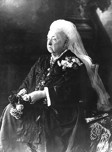 Queen Victoria was made at the time of her diamond jubilee in 1897.