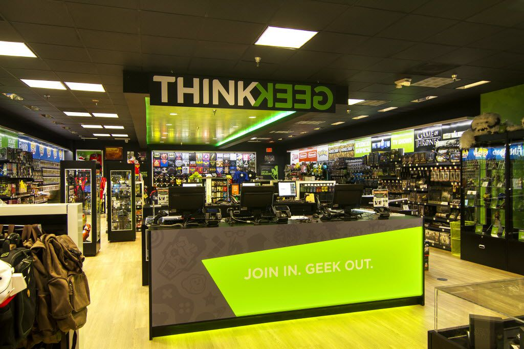 ThinkGeek parent company GameStop said shutting down ThinkGeek.com is part of a companywide effort to strategically transform the business.