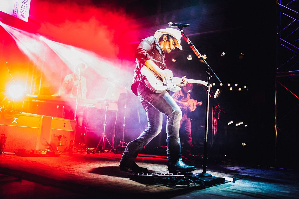Brad Paisley performed a surprise concert at the Rustic on Nov. 9, 2017, during Kershaw's Challenge Live Benefit Concert, an event put on by Highland Park's own Clayton Kershaw.