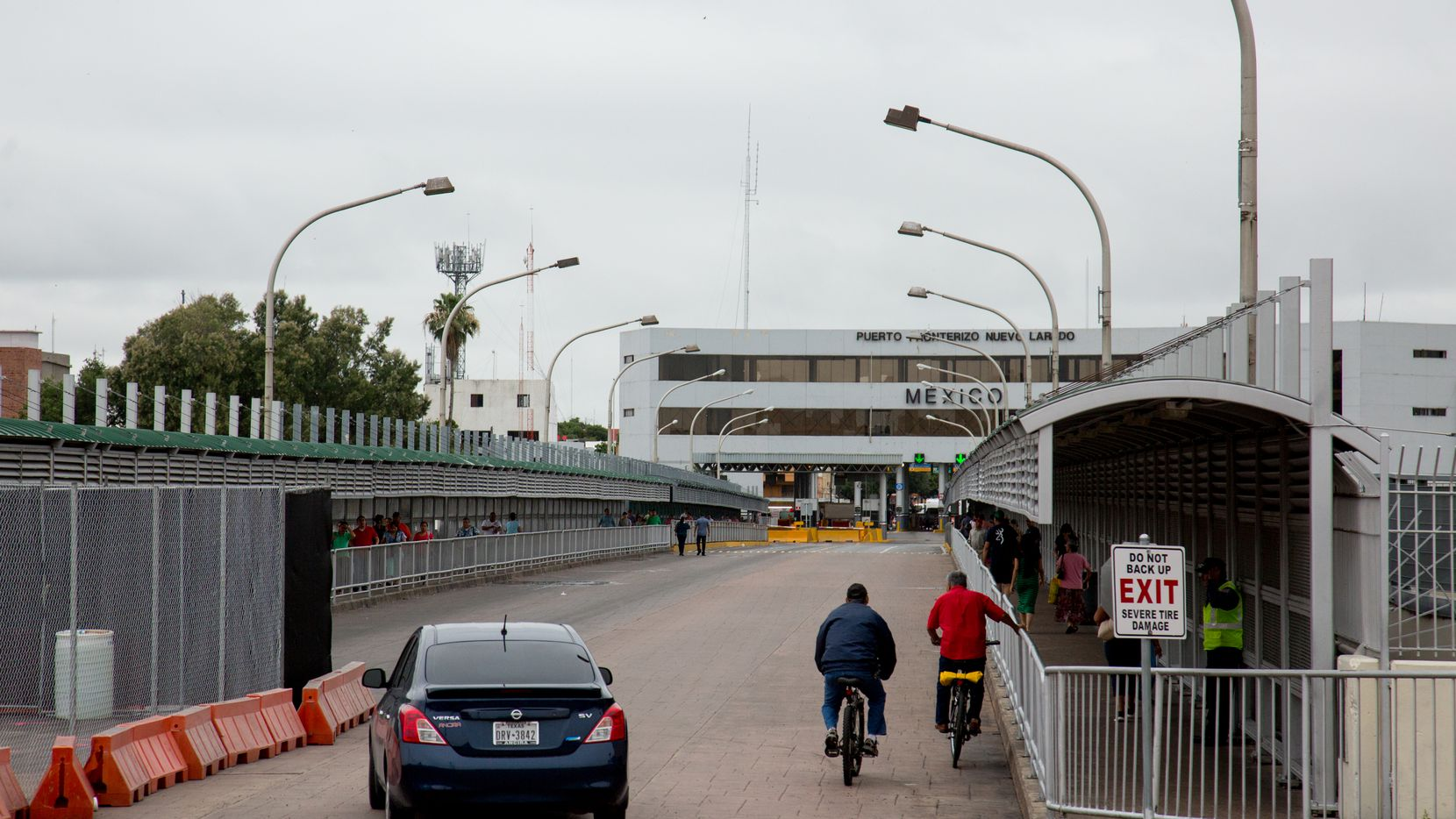 Roughly 50 people, including an Irving man, have gone missing this year while traveling between Monterrey and the border city of Nuevo Laredo.