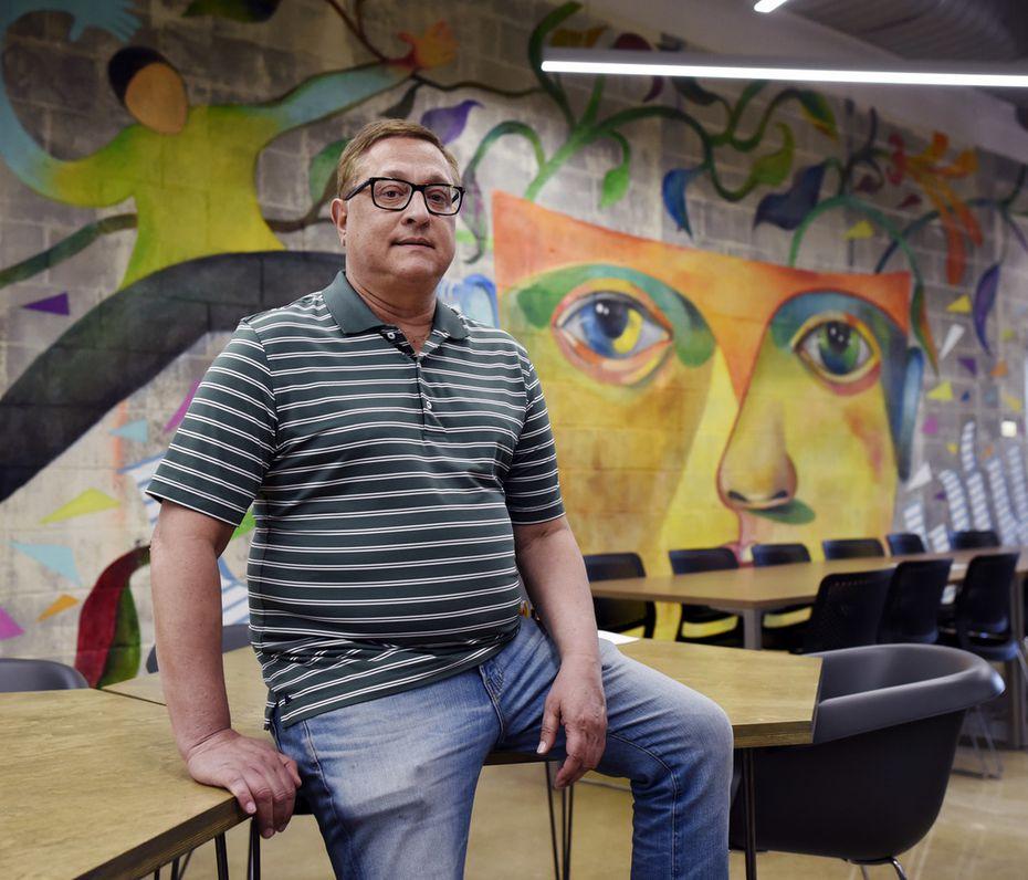 Jorge Baldor, empresario y filántropo, tiene como una de sus causas principales apoyar a las personas sin hogar, sobre todo a los jóvenes.