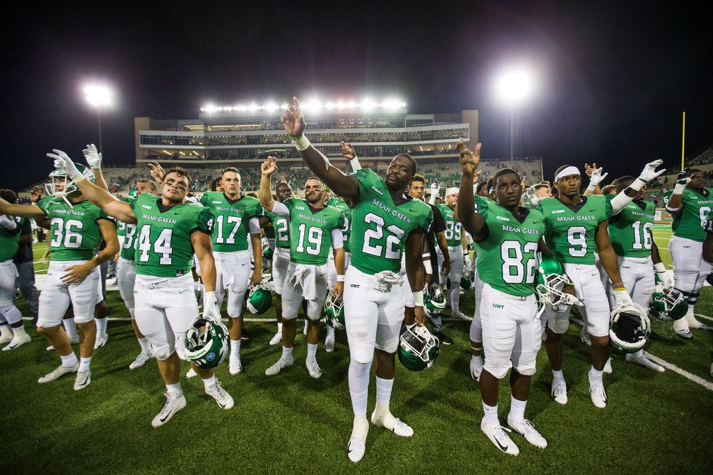 Best In Texas Poll Week 1 North Texas Jumps Multiple Big 12 Schools Texas Falls After Loss To Maryland