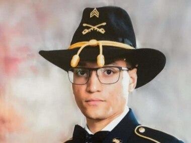Elder Fernandes desapareció de la base militar de Fort Hood, en Texas.